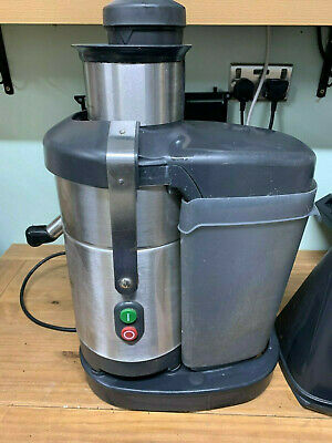 RobotCoupe J100 Ultra Commercial Juicer Machine - used but perfect working order