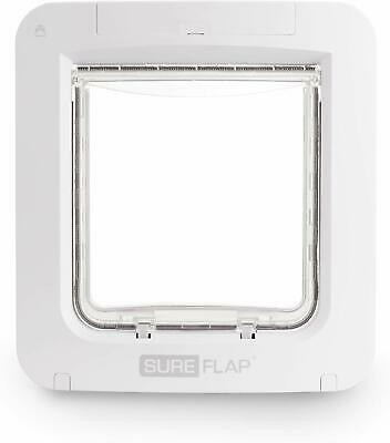 SureFlap Microchip Pet Door Connect without Hub - App Controlled, White