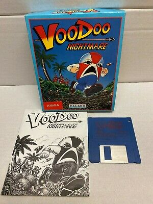 AMIGA GAME - VooDoo Nightmare