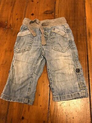 Baby Boys Next Blue Jeans Age 6-9 Months