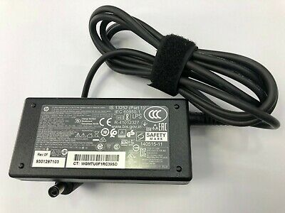 Genuine HP EliteBook Folio 19.5v / 3.33A mains AC Adapter Power Supply Charger