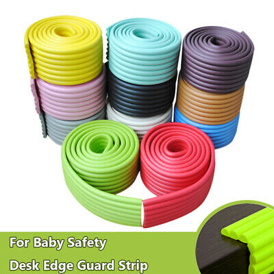 Furniture Foam Bumper Guard Strip Desk Corner Protector Baby Safety Table Edge