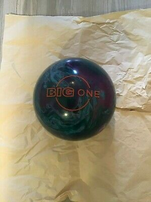 Ebonite Big One 15lb Bowling Ball New