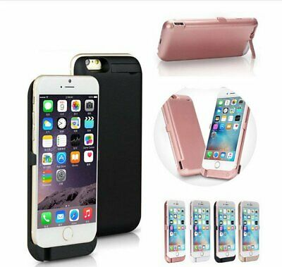 10000mAh Portable Power Bank Battery Charger Case For iPhone 6 6S 7 8 Plus