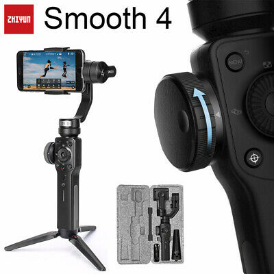 ZHIYUN Official Smooth 4 3-Axis Gimbal Stabilizer For Smartphone Cameras