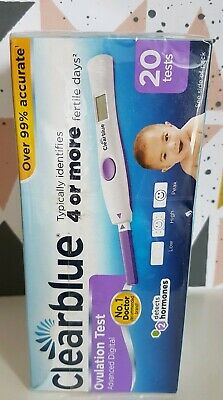 Clearblue Ovulation Test 20 Tests