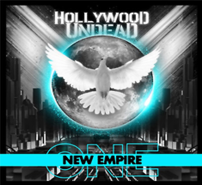 Hollywood Undead   New Empire, Vol. 1    CD ALBUM  NEW(14THFEB)