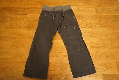 Boys grey NEXT trousers 4 years