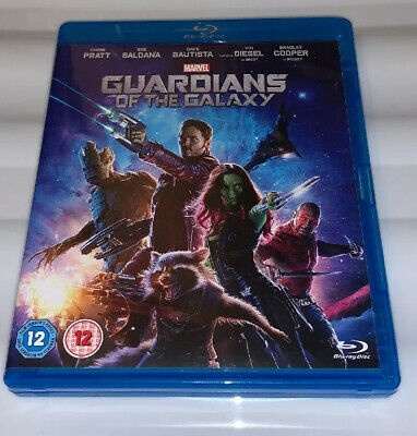 Guardians Of The Galaxy [Blu-ray] - DVD