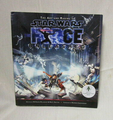 The Art & Making of Star Wars Unleashed Book