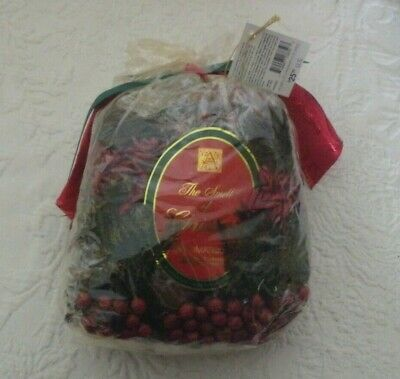 Aromatique The Smell of Christmas Potpourri 10 ounce Bag Dried Fragrance New