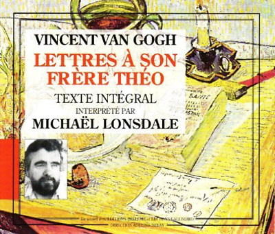 Lonsdale, Michael-Vincent Van Gogh - Lettres A Son Frere The (US IMPORT) CD NEW