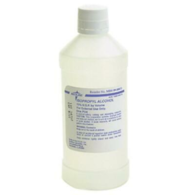 MEDLINE 7368zj1 1 EA Isopropyl Alcohol 70%, 16 oz. Bottle MDS098003Z