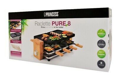 B-Ware/Princess 162910 Raclette Pure 8 #3817989