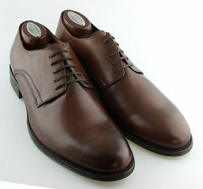 241916 SPi60 Men/'s Shoes Size 9 M Brown Leather Made in Italy Johnston /& Murphy