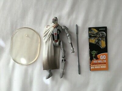 Star Wars Grievous' Bodyguard Figure ROTS Revenge of the Sith III-60 2005 Used