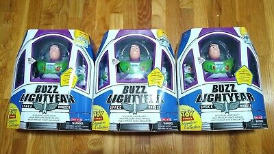 Toy Story Signature Collection Buzz Lightyear Disney Space Ranger Pixar LIMITED