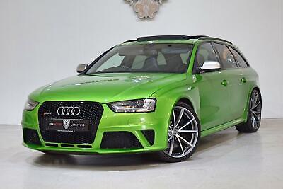 AUDI RS4 FSi 450 Quattro S Tronic - AUDI EXCLUSIVE WITH HUGE SPEC AND AUDI WARRA