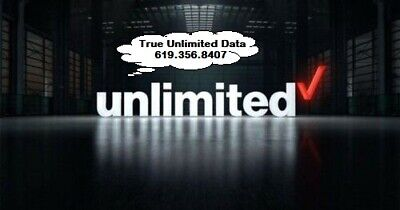 Verizon UNLIMITED Data 4G LTE Hotspot No throttling! THE OLD PLAN