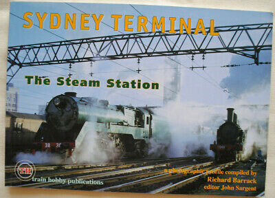 NSWGR. THP. Sydney Terminal The Steam Station.