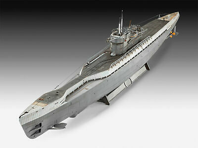 "Bausatz 106cm lang /""Neu/"" U190 Revell 1:72 05133 U-Boot Type IX C//40 AND"