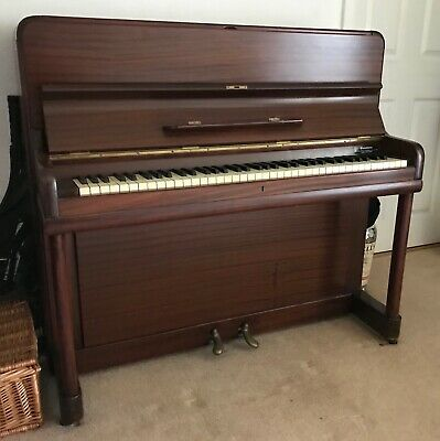 Piano upright, small five octave, two pedals