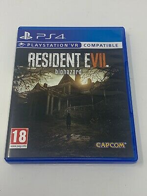 Resident Evil 7 Biohazard For PlayStation 4 - VGC - Same Day Dispatch - Free P&P