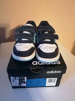 ADIDAS NEO HOOPS Low Gr. 34 used EUR 13,90 | PicClick DE
