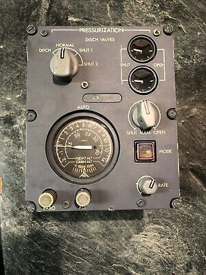Aircraft Pressurisation Control Unit 2767A000