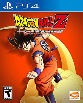 PS4 RPG-DRAGON BALL Z: KAKAROT (Importación USA) PS4 NUEVO