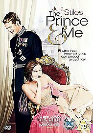Prince And Me (DVD, 2005) freepost in very good condition