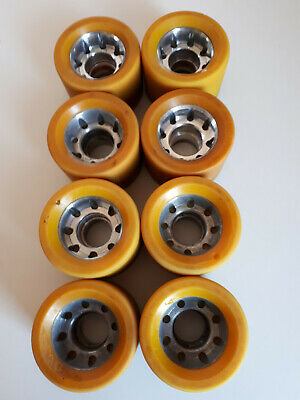 VANGUARD FANJET HUGGER WHEELS 59.5mm – 96a. The Boen years. Quad Speed Skates.