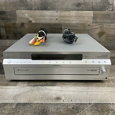 Sony DVP-NC 555ES DVD/CD Player 5 Disc Changer