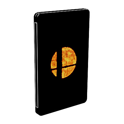 Super Smash Bros Ultimate Switch GAME + STEELBOOK INCLUDED