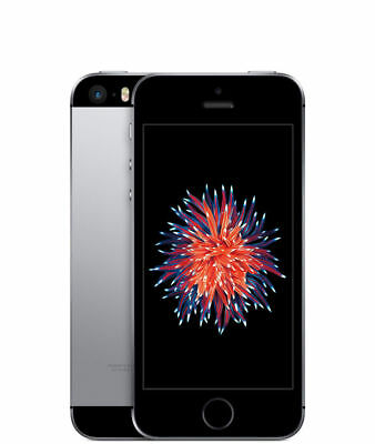 Apple iPhone SE - 32GB - Space Grey (Vodafone) A1723 (CDMA + GSM) MDM Bypassed