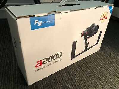 Feiyutech A2000 Dual Handle Kit (With Single Handle) BOXED USED ONCE