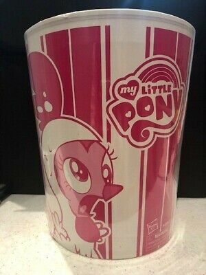 My Little Pony Pinkie Pie Chicken Bucket Costume Collectible 2015 SDCC Exclusive