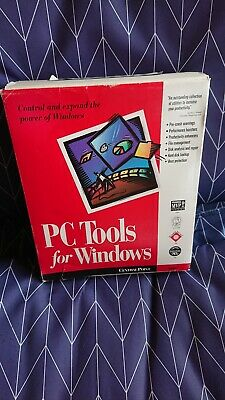 Vintage PC tools For Windows Big Box Software Windows 3.1 Complete Centralpoint