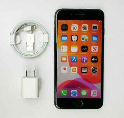 Apple iPhone 8 Plus 64GB Space Gray GSM Factory Unlocked A1897 Great