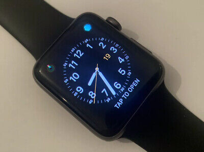 Apple Watch Series 2 42mm Space Grey with Sport Band - Pristine Condition