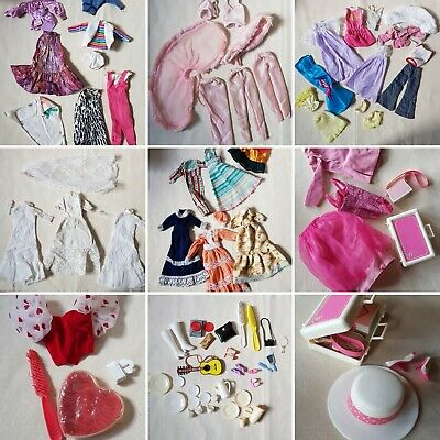 Barbie Clothes and Accessories Sets (branded and unbranded) 1980s