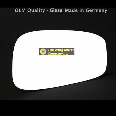 Fiat Stilo 2002-2007 Wing Mirror Glass Pair Left /& Right