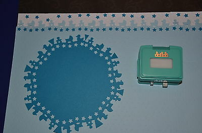 """For Creative Memories """" Baby Charms """" Border Maker Cartridge, Brand new, WSL"""