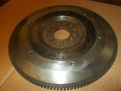 competition 12 bolt flywheel, race/rally/trackday/sprint/Ford/