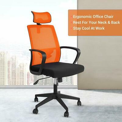 Ergonomic Office Chair Mesh High Back Office Chair with Arm Rests