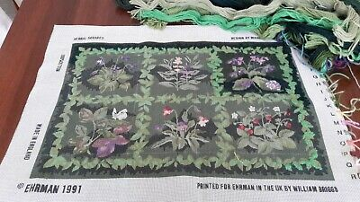 Pretty Ehrman Tapestry Kit for cushion front kit 2