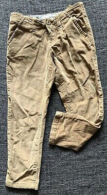 Boys Fat Face Corduroy Trousers Age 6