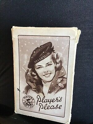 Players Navy Cut Playing Cards