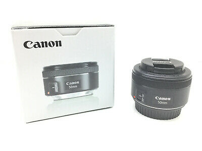 Canon EF 50 mm F/1.8 EF STM para Canon-Negro