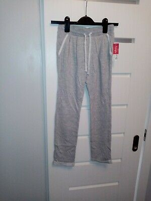 """girls  joggers,age 9-10 yrs,new with tag,by """"honeybee"""" color grey"""